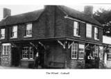 The Wheel Public House, Codsall- where Bernard & Grace Shaw were landlords