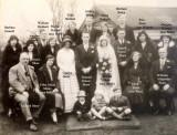 Sam Shaw wedding- named