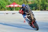 Motorbike freestylers