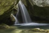 Comane cascade