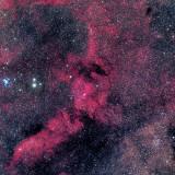 Wolf Nebula Ha LRGB 20 20 20 20 20