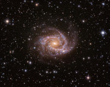 Southern Spiral Galaxy NGC2997