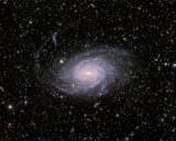 Spiral Galaxy NGC6744