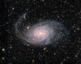 Galaxy NGC6744  25 hours