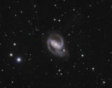 Spiral Galaxy NGC1097