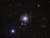 Southern Spiral Galaxy IC5332