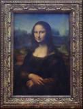 The Mona Lisa, by Leonardo DaVinci