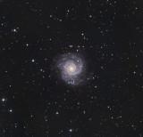Spiral Galaxy M74