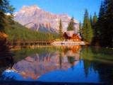 Cézanne of Emerald Lake Lodge