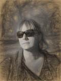 Da Vinci Sketch Martina (daughter)