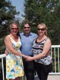 Kim, Mark and Martina