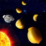 Exploring Lemon Asteroids....