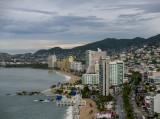 Acapulco, Mexico - October, 2015