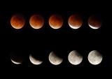 Lunar Eclipse Sept. 2015