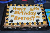 Everest's Birthday Party