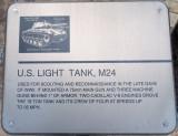 U.S. Light Tank M24