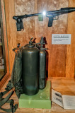Gotta Match?  Remember the Flame Throwers the U.S. used during the WW II Pacific war?