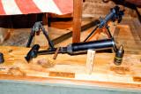 Captured Japanese WW II Weapons