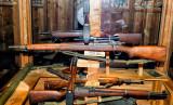 U.S. Military WW II Weapons