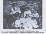 Ballard DNA Surname Project - AN1003 - 402153