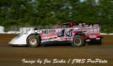 Wayne Co Speedway WoO LMS & BOSS Sprints 05/24/13