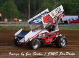 Mercer Raceway Park Sprint Triple-Header 06/01/13