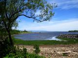 baie du port à Montmagny