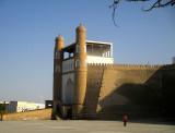 Forteresse de l'Ark - entrée