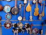 Instruments de musique ancients