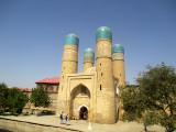 À Boukhara