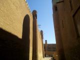 Une rue à Khiva