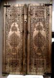 Portes sculptées