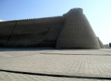 Boukhara forteresse de l'Ark
