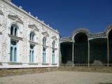 Sitoraï-Mokhi-Khossa- résidence des derniers émirs de Boukhara