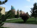 Medersa-mosquée-mausolée Tachkent