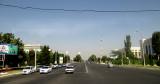 Les grands boulevards de Tachkent