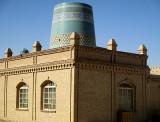 À l'entrée de Khiva
