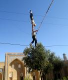 Spectacle à Khiva