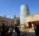 Un thé à Khiva