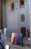 Un mur magnifique -Khiva