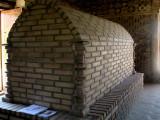 Intérieur du mausolée des Samanides
