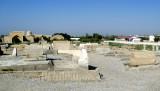 Cimetière à Boukhara