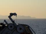 Le Costa Méditerranea en Mer Égée
