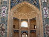 Devant de mosquée