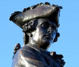 visage du Duc de Lévis