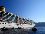 Le Costa à Santorin
