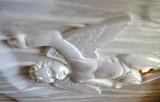 L'ange de platre