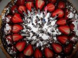 le gâteau de la fête de Flavie