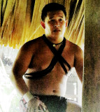 Le chef de la tribu