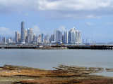 Skyline de Panama city